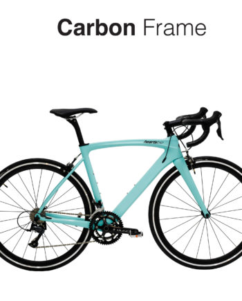heartsbio carbon road bike
